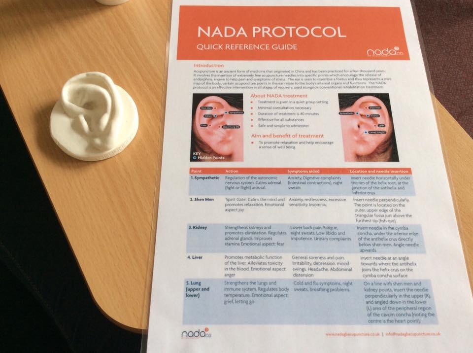 NADA Treatments